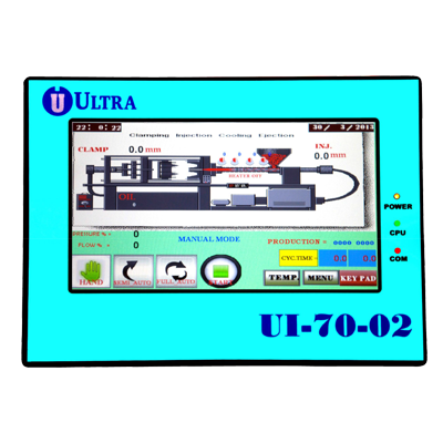 Stretch Blow Moulding Pet Plc - Ultra Instruments-Bhandup (W)-Mumbai