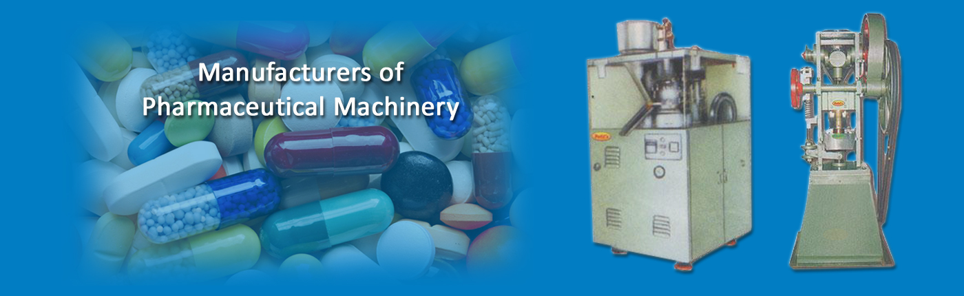 Tableting Machines - Patils Engineering Company-Vasai (E)-Palghar